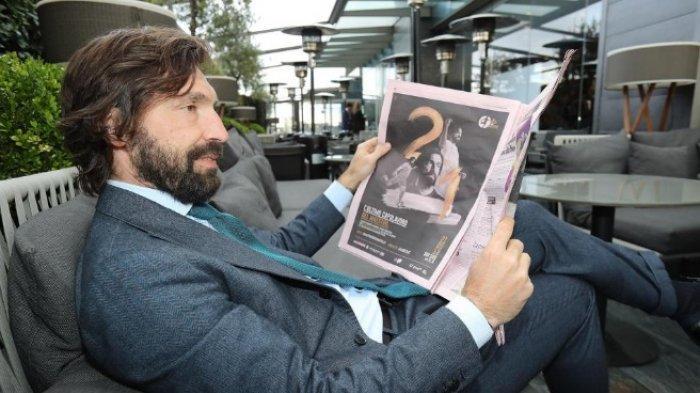 Pelatih Baru Juventus Andrea Pirlo Incar 7 Penyerang Anyar