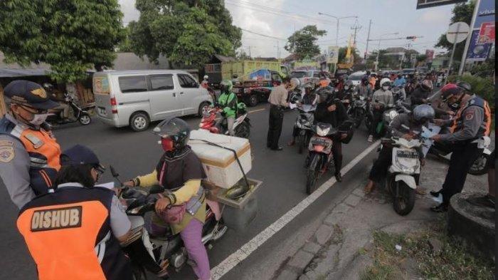 5 Titik Penyekatan Mudik Lebaran di Bali, Nekat Terobos Siap-Siap Putar Balik, Berlaku 6-17 Mei 2021