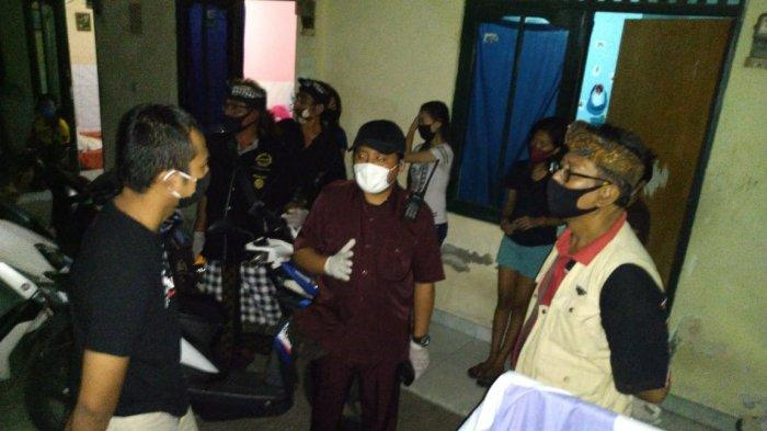 Terapkan PKM, Kelurahan Sumerta Data 74 Orang Penduduk Non Permanen