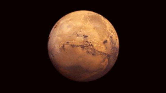 Ilmuwan NASA Temukan Bukti Planet Mars Diguncang Gempa Tapi Penyebabnya Masih Misteri