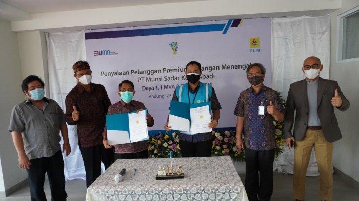 Dukung Layanan Kesehatan Bali, PLN Lakukan 20 Hari Nyala Pelanggan Premium