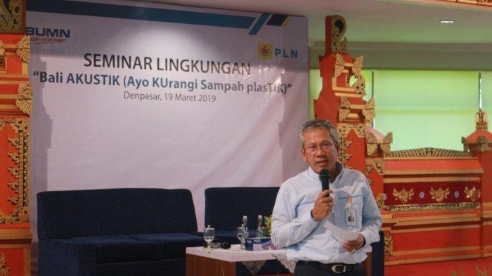 Dorong Pengurangan Plastik Sekali Pakai, PLN Adakan Seminar Lingkungan