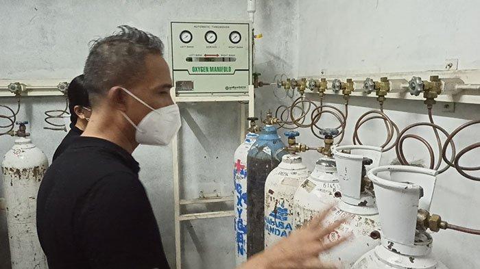 RSD Mangusada Kekurangan Oksigen, Plt Dirut Sebut Penggunaan 228 Tabung Tapi Hanya Dapat 50 Tabung