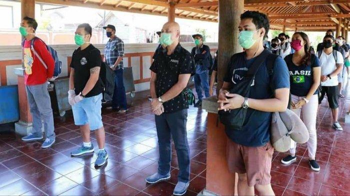 Soal Swab Test Gratis Bagi Calon PMI Bali, Disnaker Sebut Hanya Fasilitasi Vaksinasi Covid-19