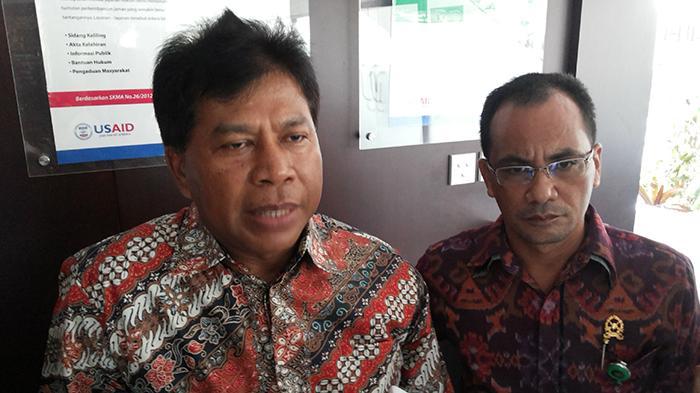 Prim Haryadi Resmi Lepas Jabatan Ketua PN Denpasar