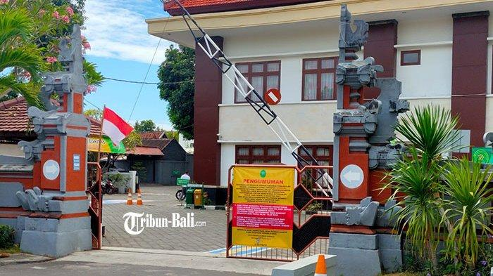 Seorang Hakim di PN Singaraja Positif Covid-19, Sidang Ditunda Satu Minggu