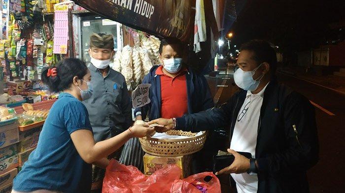 Wali Kota Denpasar Minta PNS Jadi 'Bapak Angkat' Dengan Membeli Dagangan Sebelum Jam 20.00 WITA
