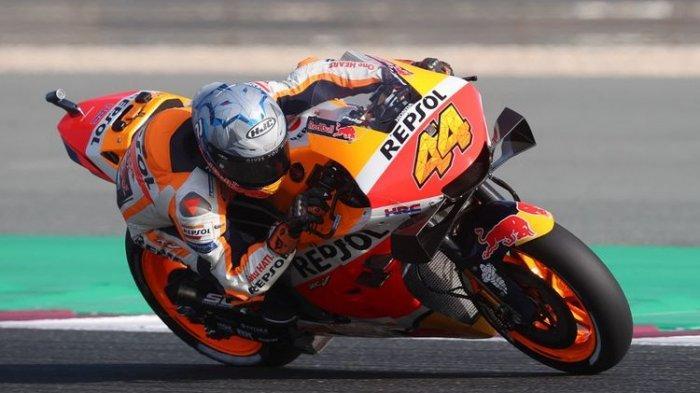 HASIL Kualifikasi MotoGP Inggris: Dramatis, Pol Espargaro Pole Position, Marquez ke-5 dan Rossi ke-8