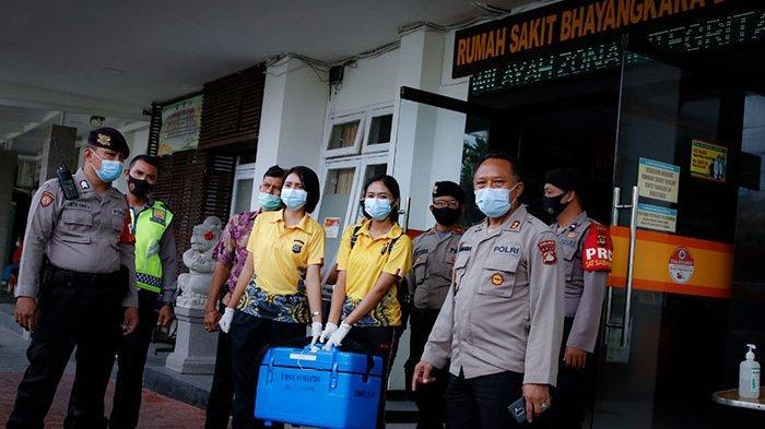 Polda Bali Distribusikan 28.260 Dosis Vaksin Covid-19, Jangkau Masyarakat Lebih Luas