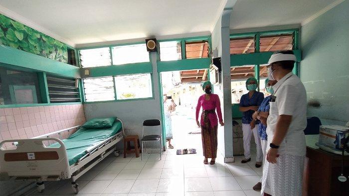 Poli Khusus Pasien Covid-19 Sudah Beroperasi di RSU Buleleng
