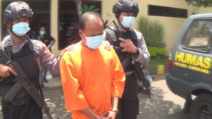 Polisi Gadungan di Jembrana Bali Ternyata Mantan Polisi Dengan Sederet Kasus Kejahatan