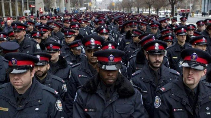 6 Negara dengan Gaji Polisi Tertinggi di Dunia, Bisa ...