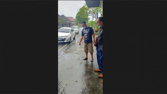 Ditinggal Berobat, Motor Nyoman Budianta Raib Digondol Maling di Parkiran