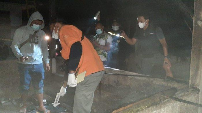 Asik Nonton TV, Dapur Nengah Ronden Terbakar di Bangli Bali