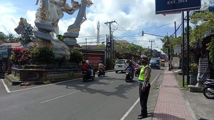 Kerap Jadi Sasaran Pencurian, Polsek Ubud Tingkatkan Patroli di Wilayah Ubud