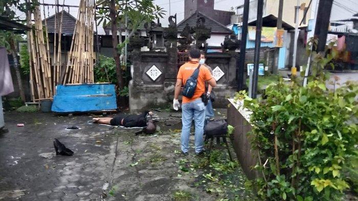 BREAKING NEWS -Tabrak Bataran Sanggah, Remaja di Tabanan Bali Meninggal Diduga Tak Dapat Pertolongan