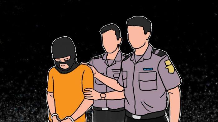 Kuras Tabungan Rekannya Hingga Ratusan Juta Rupiah, PNS Ini Dibekuk Polisi