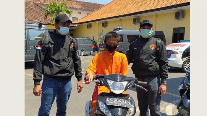 Tiga Kali Dipenjara, Residivis Curanmor Ditangkap Setelah Sempat Kabur ke Lombok