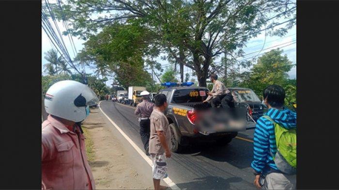 Perbekel Desa Gerokgak Meninggal Dunia karena Kecelakaan di Jalan Raya Seririt-Singaraja