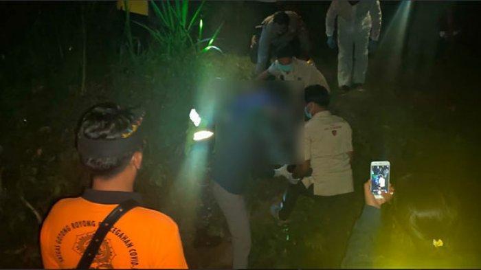 Ketut Liang Ditemukan Tergeletak dan Sudah Tak Bernyawa di Sawah Wilayah Desa Getakan Klungkung
