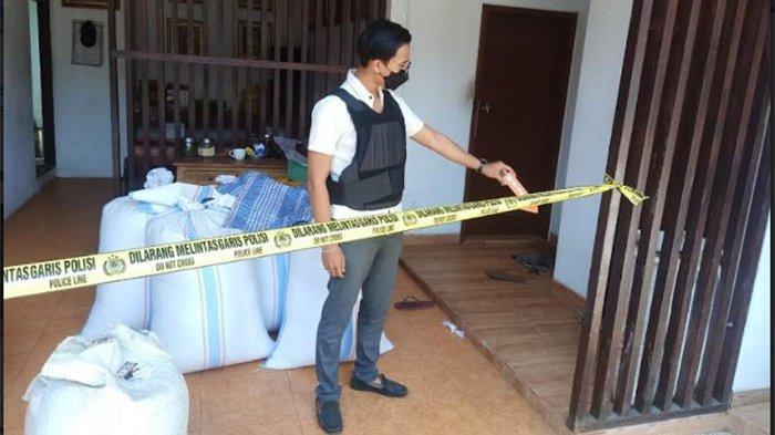 Lagi, Kasus Pencurian Terjadi di Kintamani Bangli, Enam Karung Kopi Milik Sudiani Digondol Maling