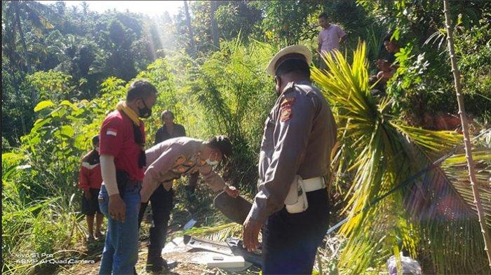 Kecelakaan di Buleleng, Bayi Empat Bulan Meninggal Akibat CKB, Mobil Masuk Jurang Sedalam 10 Meter