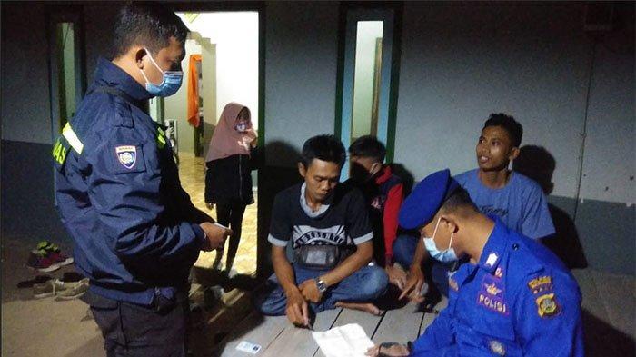 Petugas Pol Air Polres Buleleng Gagalkan 12 Warga yang Hendak Mudik Lewat Jalur Tikus