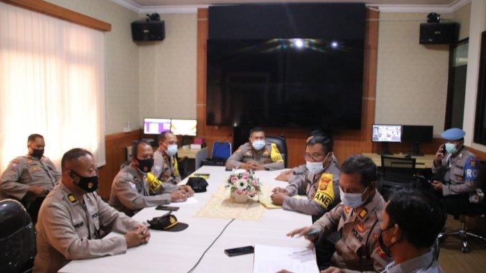 Tingkatkan Patroli Biru, Polres Badung Bersiap Antisipasi Balapan Liar