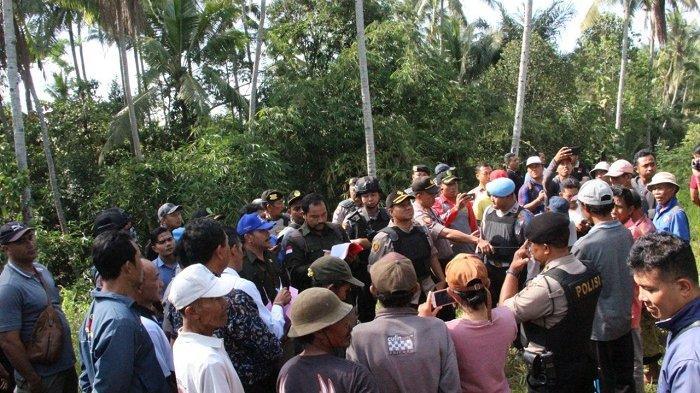 Seratus Personel Dikerahkan untuk Amankan Eksekusi Lahan di Desa Timuhun