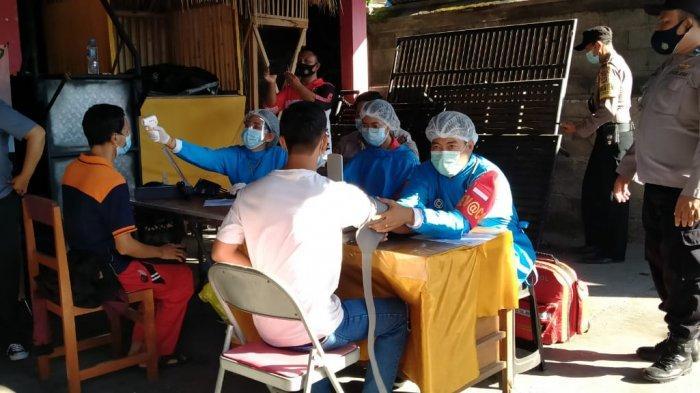 Berikan Pemahaman Humanis ke Warga, Polres Klungkung Berupaya Bantu Percepatan Program Vaksinasi