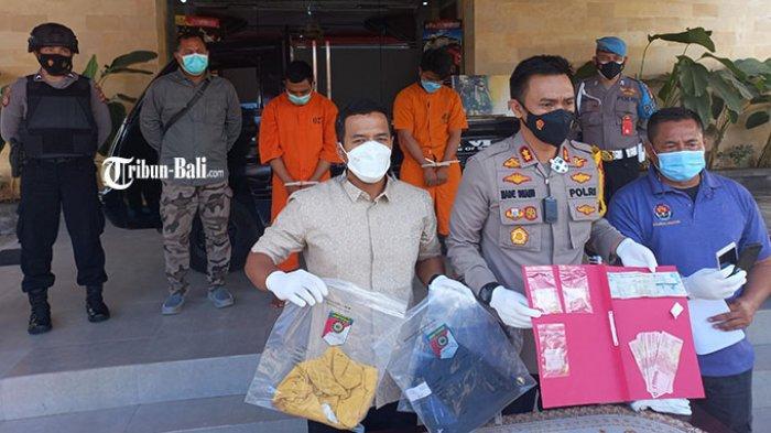 Pelaku Pencuri Emas di Rumah Anak Mantan Bupati Ditangkap, Hasil Curian Digunakan untuk Berjudi