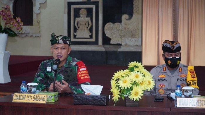 Perayaan Imlek, Petugas Gabungan Siap Mengamankan dan Terapkan Prokes Cegah Klaster Baru di Denpasar