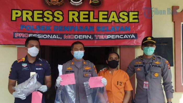 UPDATE: Penebas Gung Monjong di Cafe Jalan Danau Tempe Denpasar Dituntut 11 Tahun Penjara