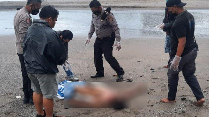 Korban Diduga Terseret Ombak, Pria Tanpa Identitas Meninggal di Pantai Batu Belig Badung