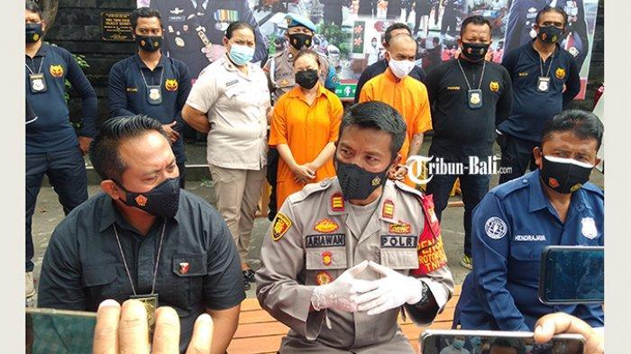 Mantan Guru Honorer Diamankan Polsek Sukawati, Anggota Sindikat Penggelapan Mobil Sewaan