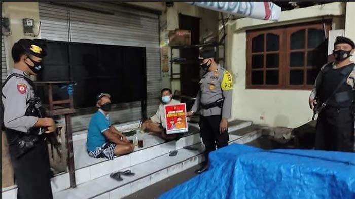 Cegah Kasus C3, Polsek Ubud Intensifkan Kegiatan Patroli Malam