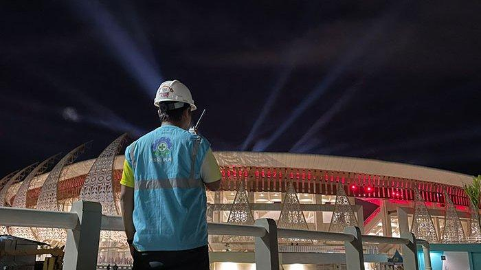 PON XX Papua Resmi Dibuka Presiden Jokowi, PLN Sukses Hadirkan Listrik Tanpa Kedip