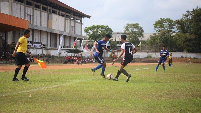 Taklukan Klungkung 0-6, Badung Pastikan Tiket Semifinal Sepak Bola Porprov Bali XIV