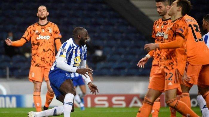 Porto Vs Juventus, Duka Ronaldo dkk di Liga Champions, Blunder Bentancur & Morata Pingsan Usai Laga