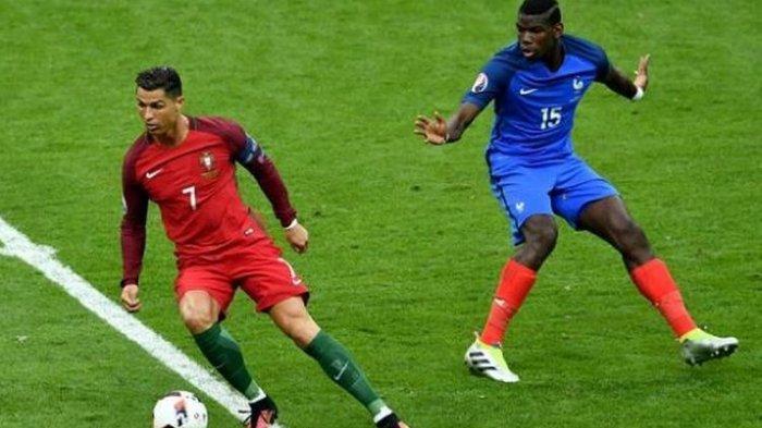 Cristiano Ronaldo Pulang ke Old Trafford, Rencana Paul Pogba Untuk Hengkang dari Man United Batal