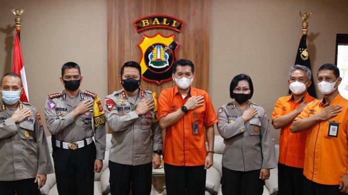 Pos Indonesia Kunjungi Polda Bali, Dir Lantas: Termasuk Persiapan ETLE