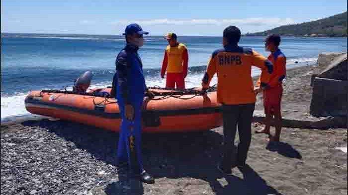 UPDATE: Hari Kedua Pencarian Nelayan yang Hilang di Perairan Karangasem Hasilnya Masih Nihil