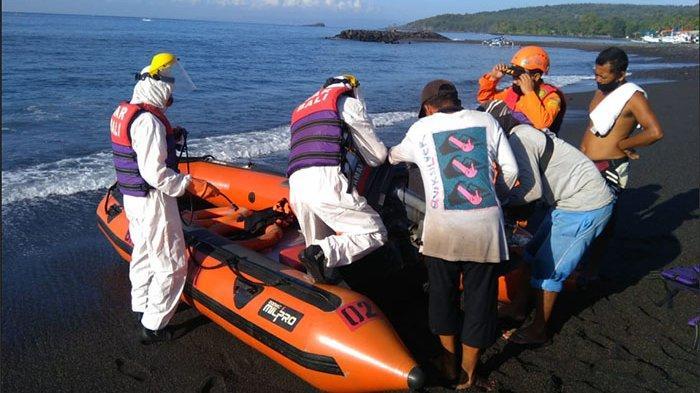 Sempat Pingsan di Atas Kapal, Nelayan Asal Bugbug Karangasem Dapat Dievakuasi dengan Selamat