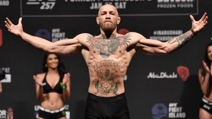 Daripada Bikin Kisruh di Kelas Ringan UFC, Conor McGregor Disarankan Tarung dengan Atlet UFC AS Ini