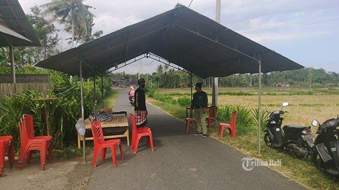 Banjar Munduk Jembrana Diisolasi 14 Hari, 752 Warga Jalani Rapid Test, Enam Orang Reaktif
