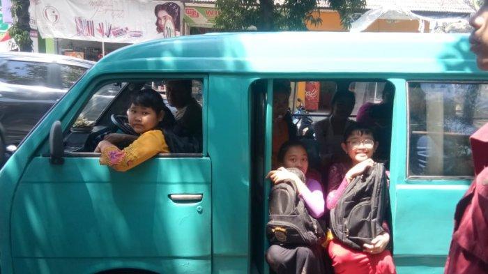 Belajar Tatap Muka Dimulai, Angkutan Siswa Gratis di Gianyar Bali Segera Beroperasi