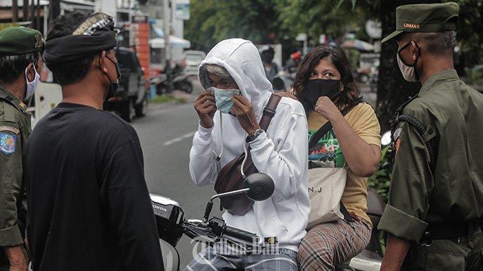 Jerit Sunyi Pelaku Usaha di Denpasar: Dulu Jual 40 Bungkus Kini Hanya 5 Bungkus, PPKM Diperpanjang?