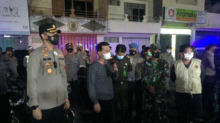 PPKM Darurat Hari Pertama di Klungkung, Beli Makanan Disarankan untuk Bungkus