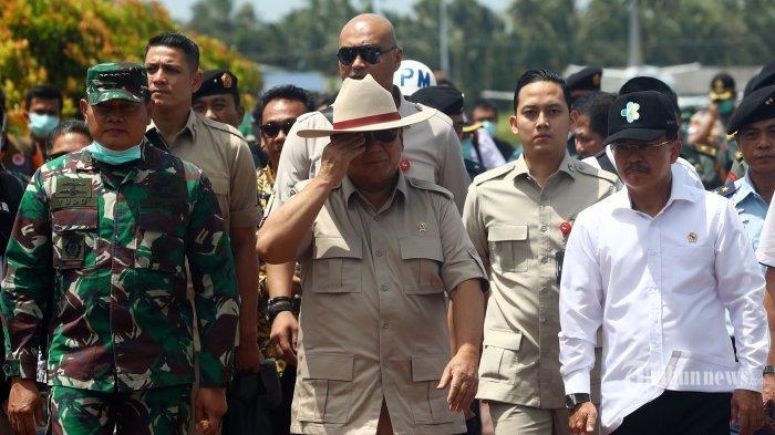 Survei Indobarometer Umumkan Prabowo Jadi Menteri Yang Paling Dikenal Dan Kinerjanya Terbaik
