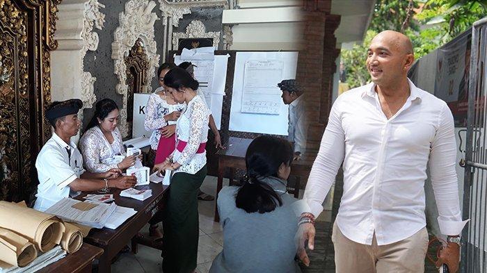 Prabowo-Sandi Kalah di TPS De Gadjah, De Gadjah: Apapun Hasilnya Kita Harus Terima